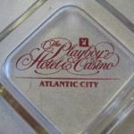 Playboy Atlantic City Ashtray