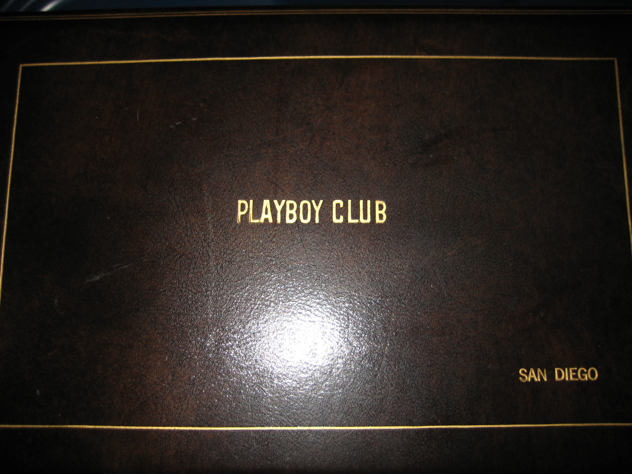 Playboy Club San Diego Humidor