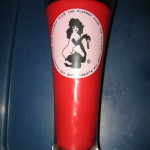 Playboy Femlin Table Candle Miami