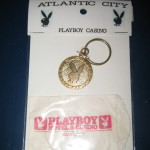 Playboy Atlantic City Key Chain