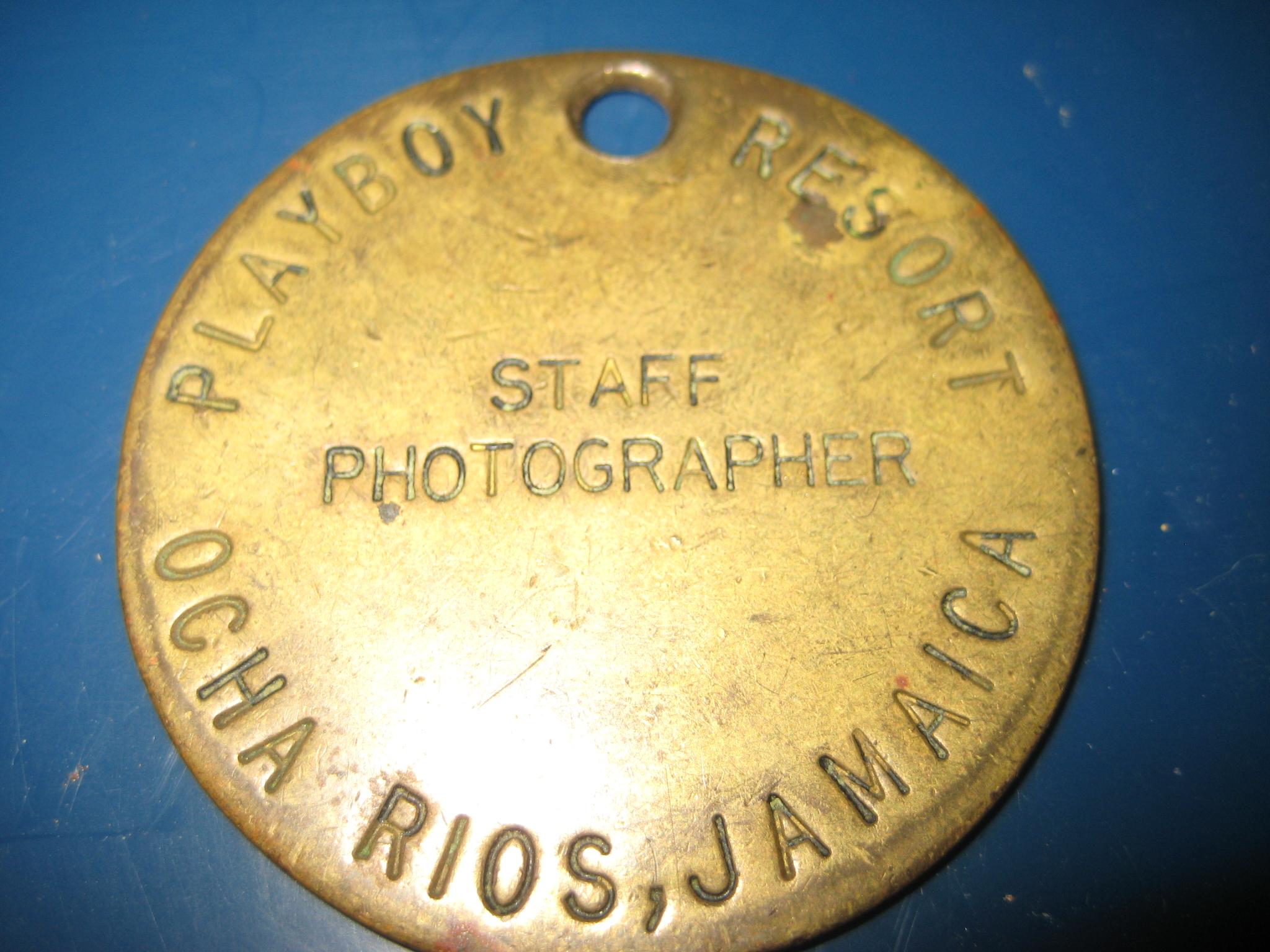 Staff Photographer Playboy Jamaica