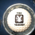 Playboy The Resort Golf Ball