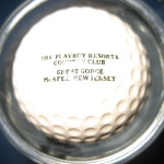 Playboy Great Gorge Golf Ball
