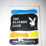Moist Towelette Playboy