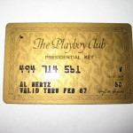 Playboy Club Presidential Key