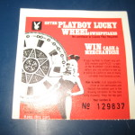 Playboy Lucky Wheel Sweepstakes