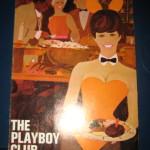 Playboy Club Los Angeles Menu