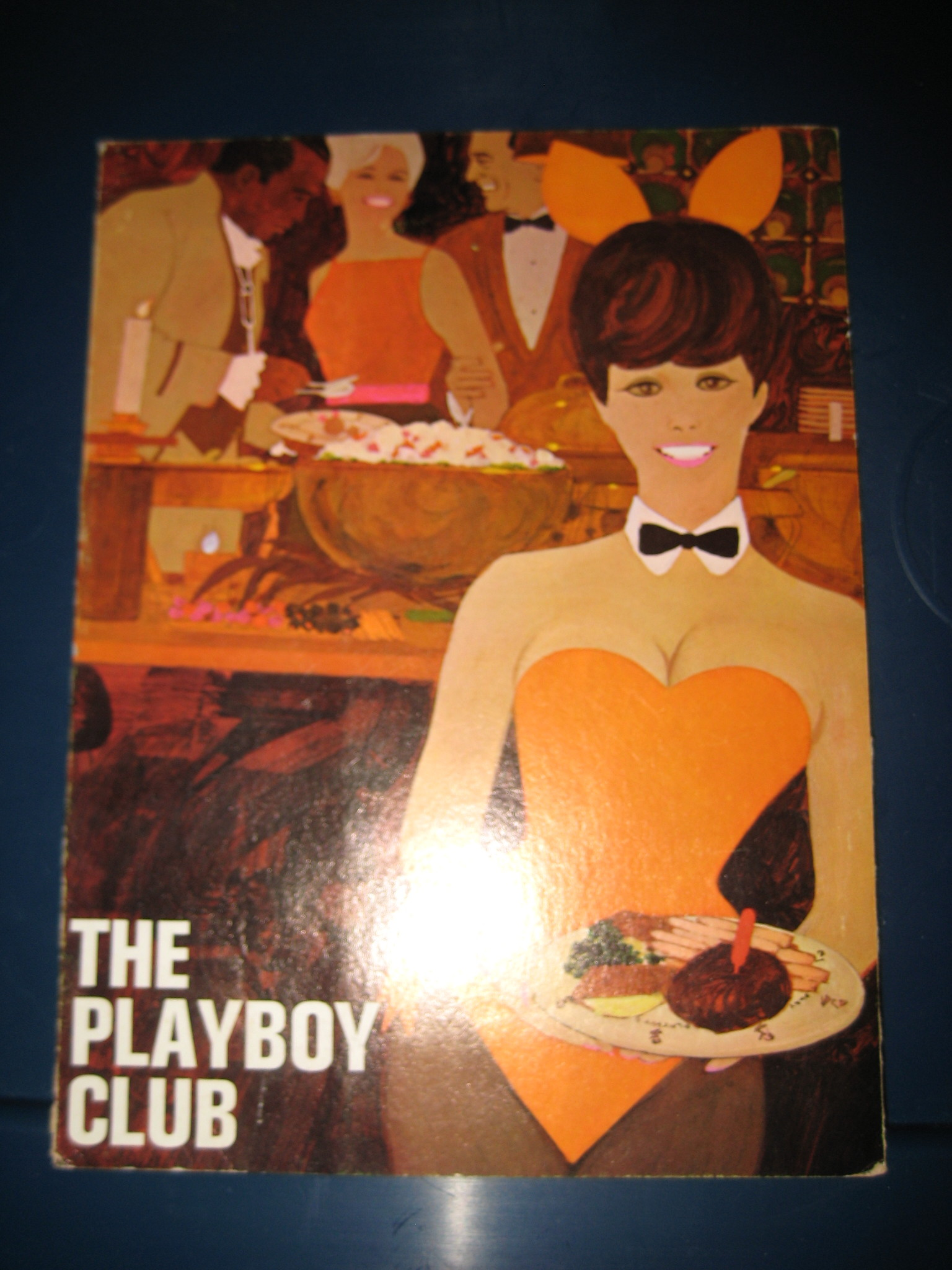 Playboy Club Los Angeles Menu