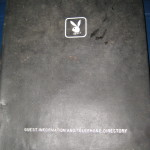 Playboy Club Lake Geneva Telephone Directory