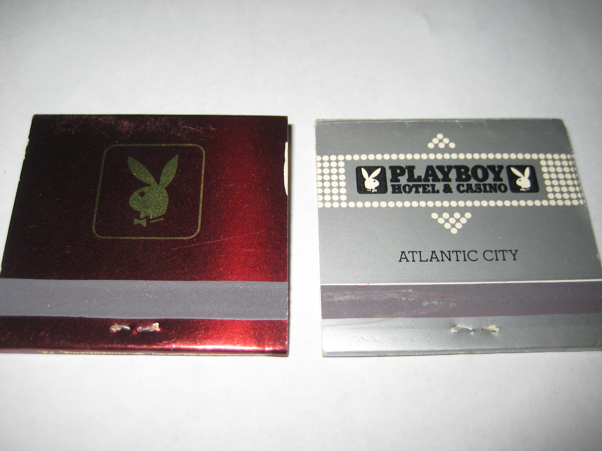 Playboy Hotel and Casino matches