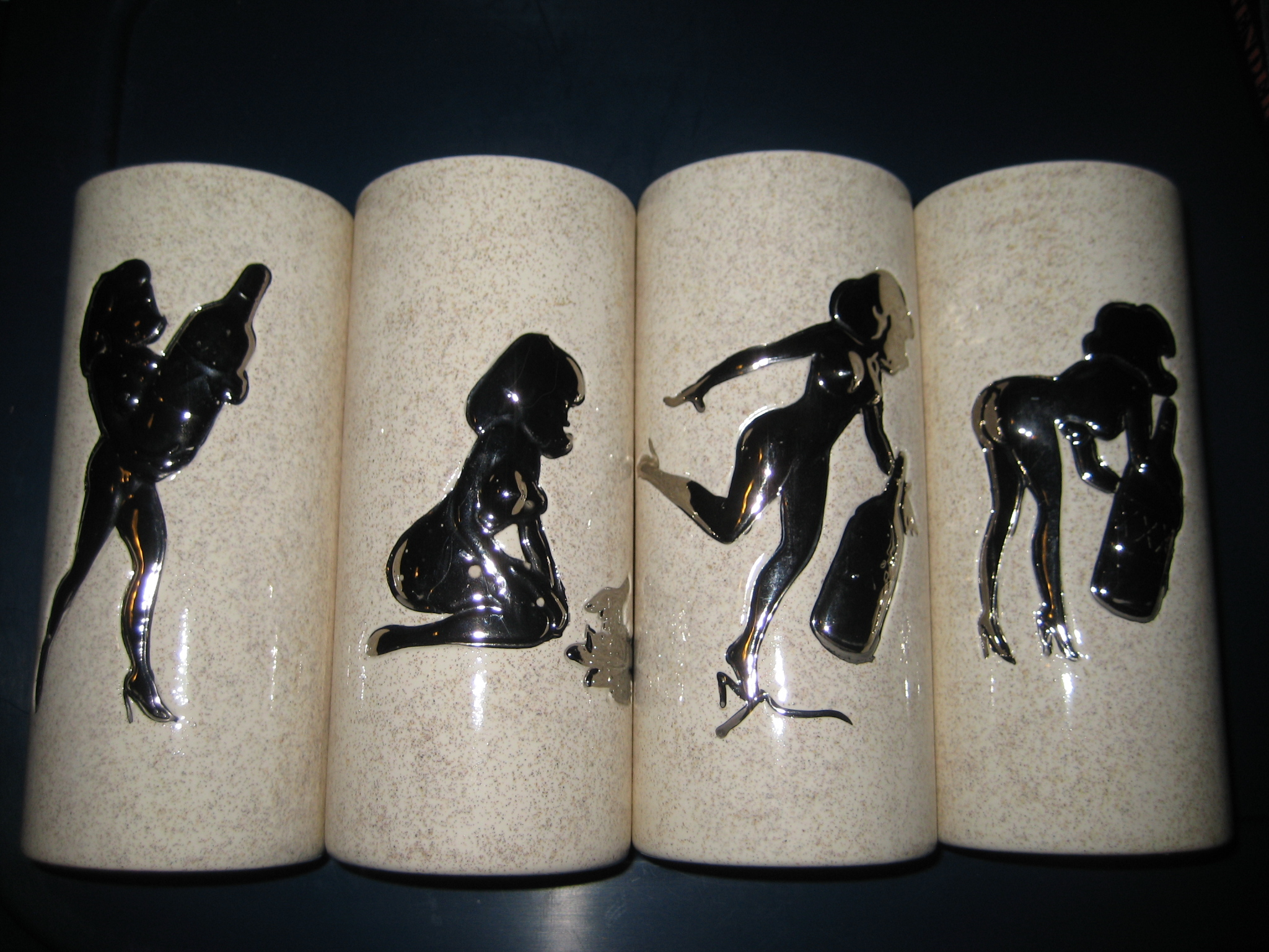 Playboy Femlin Ceramic Cups