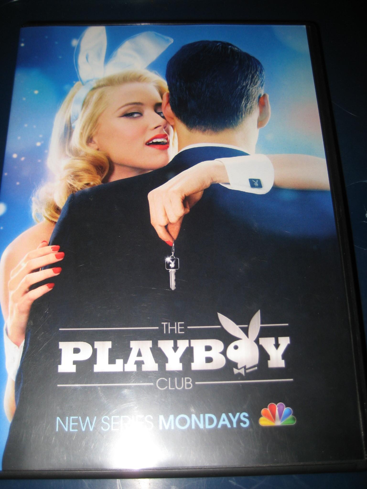 The Playboy Club Pilot Dvd