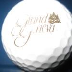 Grand Geneva Golf Ball