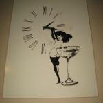 Playboy Club Femlin Print