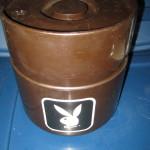 Playboy Hotel Room Ice Bucket