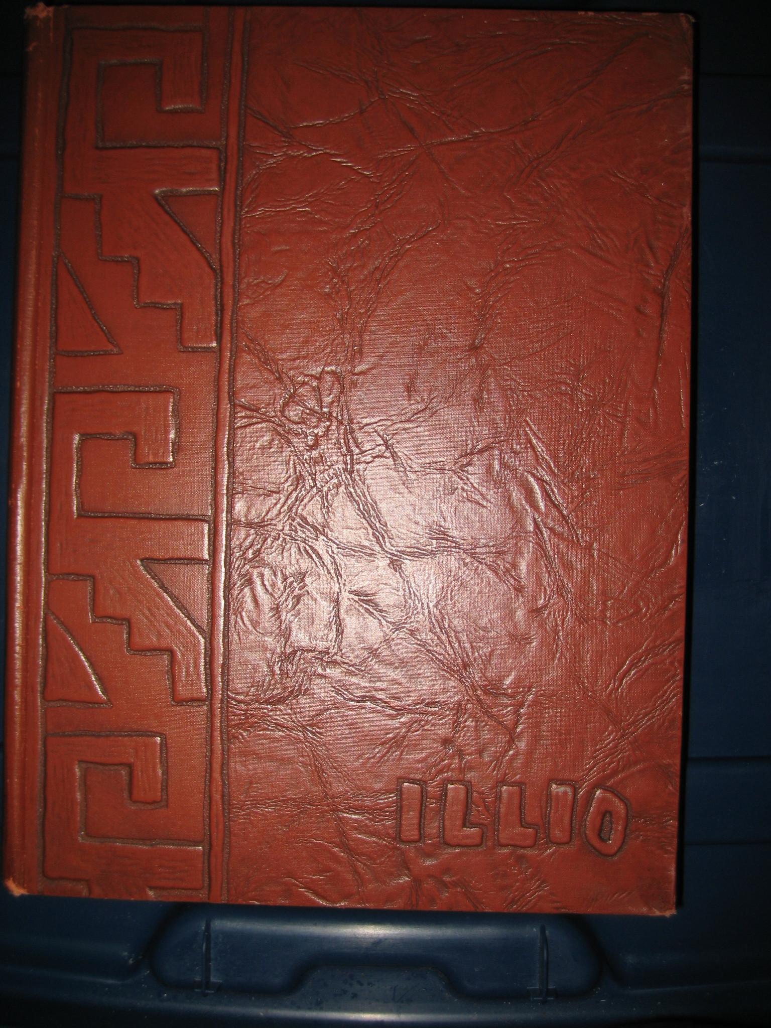University of Illinois Year Book 1949 Hugh Hefner
