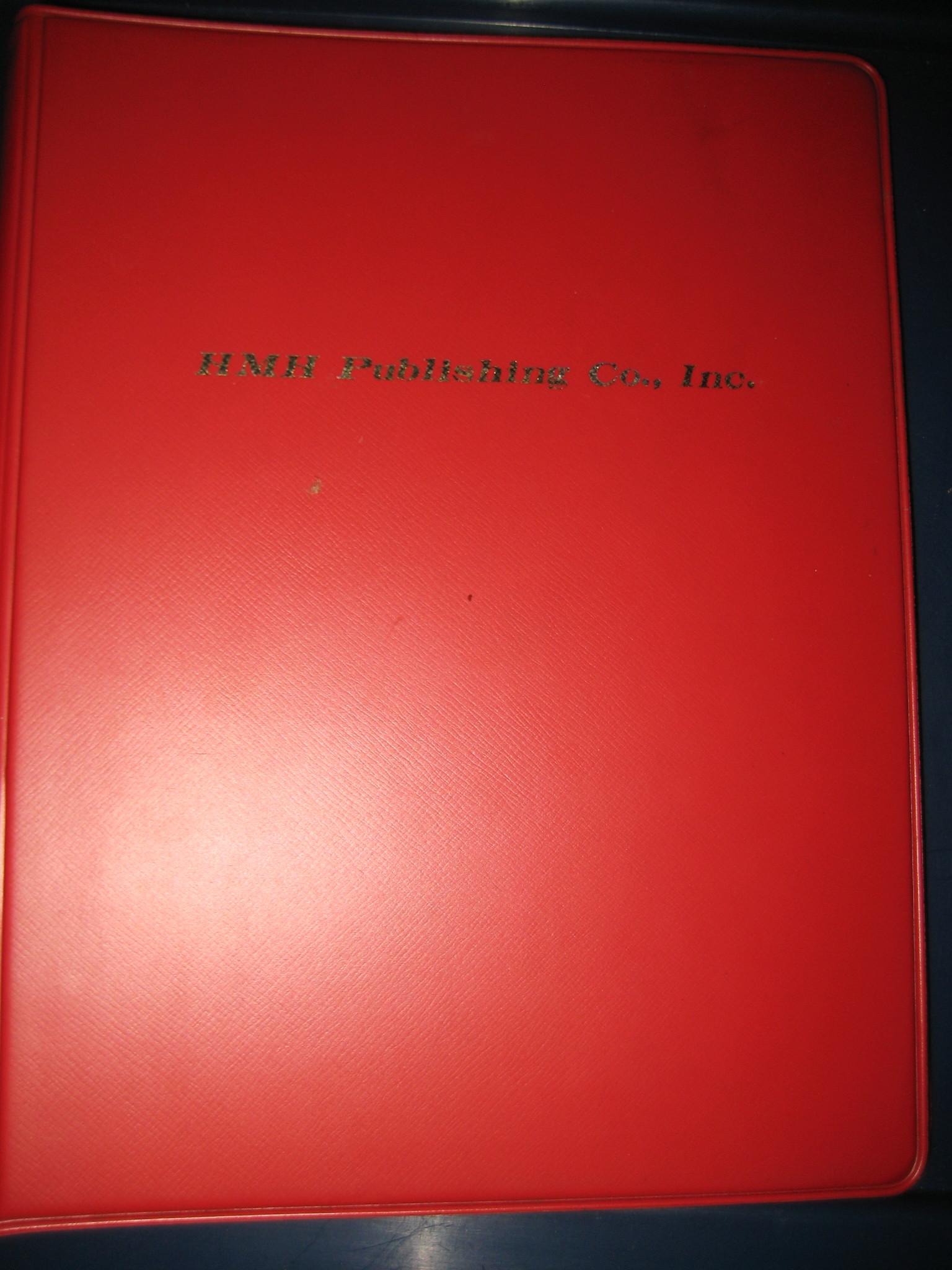 1962 Playboy Employee Handbook
