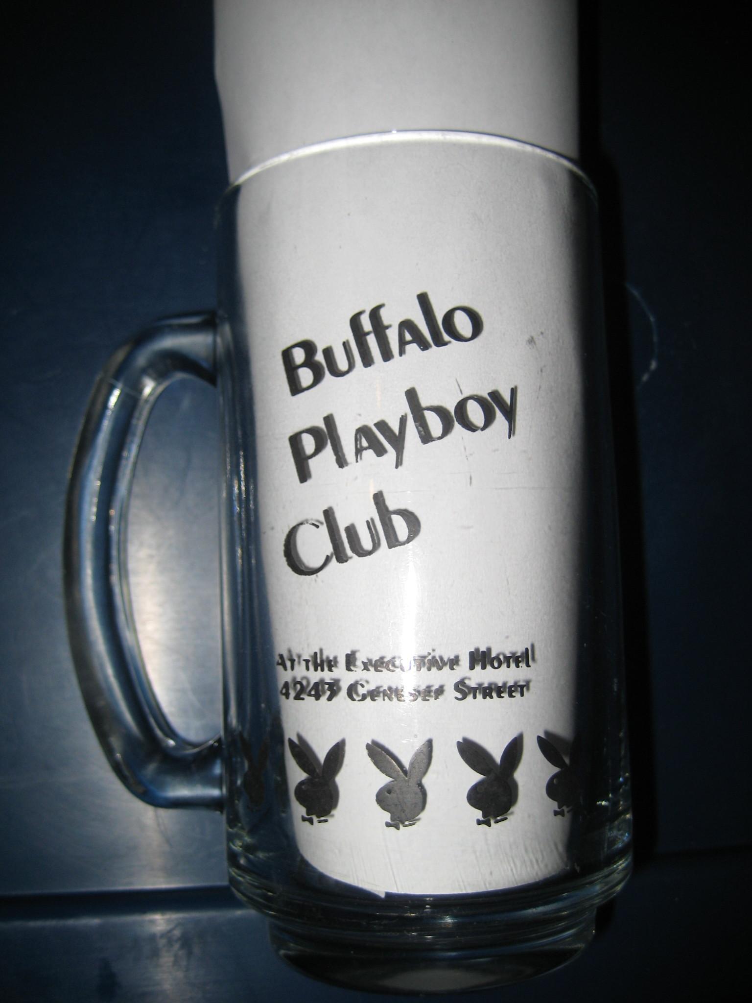 Buffalo Playboy Club Mug