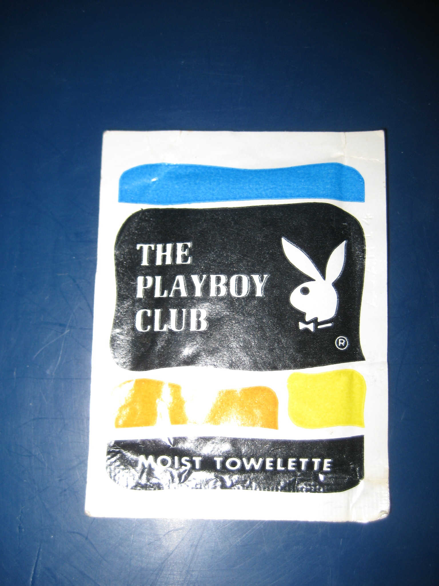 Playboy Club Moist Towelette