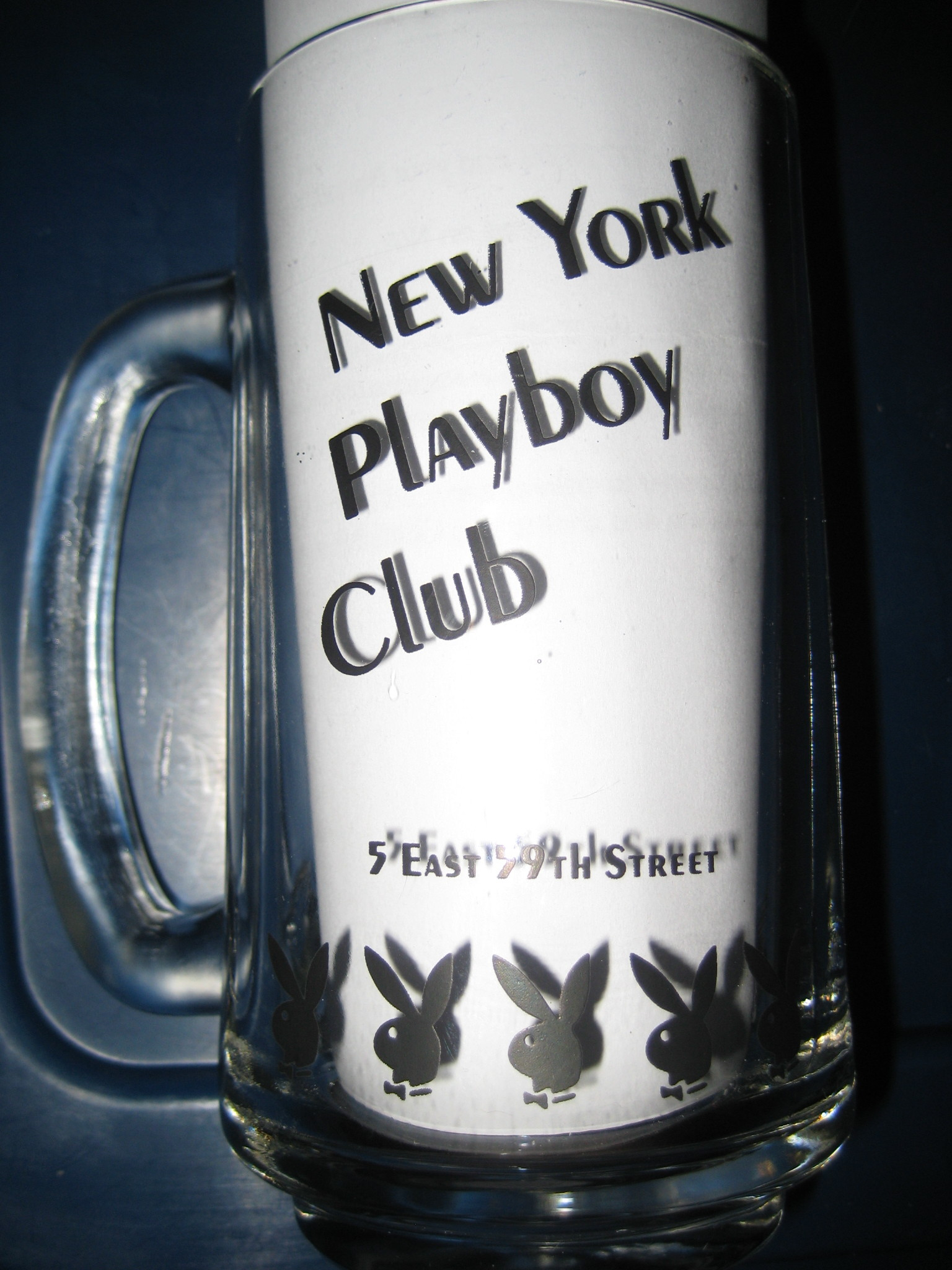 New York Playboy Club Mug
