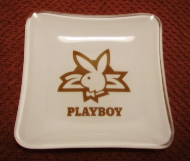 25th Anniversary Playboy Ashtray