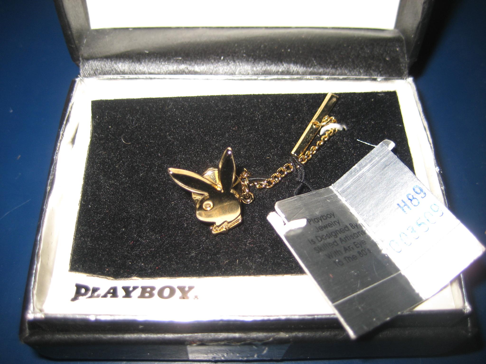 Playboy Tie Tack