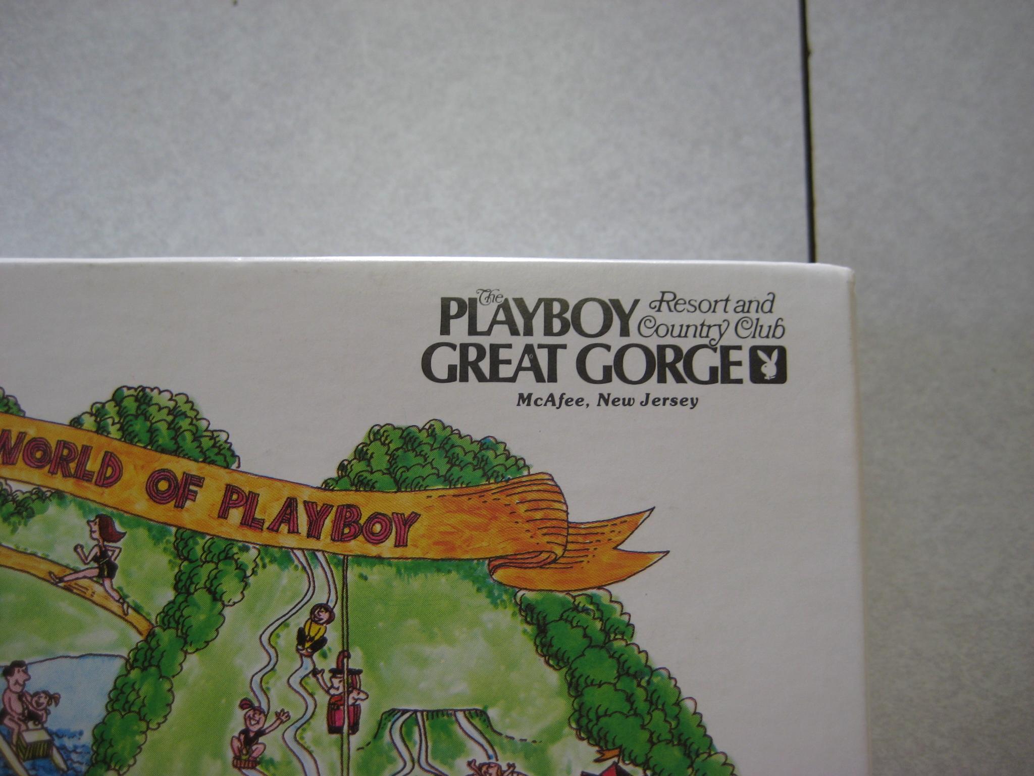 Playboy Ski Resort Great Gorge Puzzle