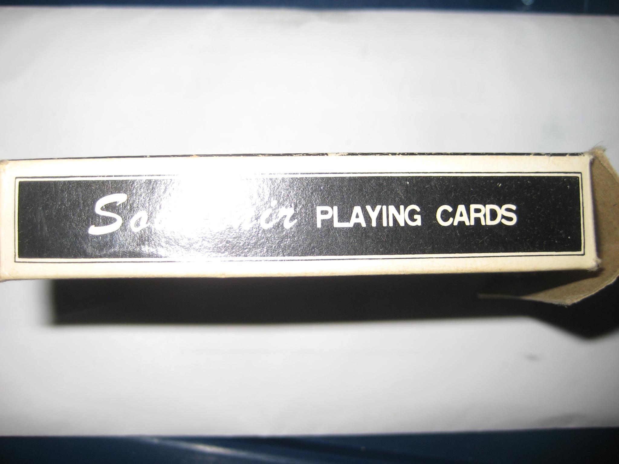 The Playboy Casino Nassau Bahamas Souvenir Playing Cards