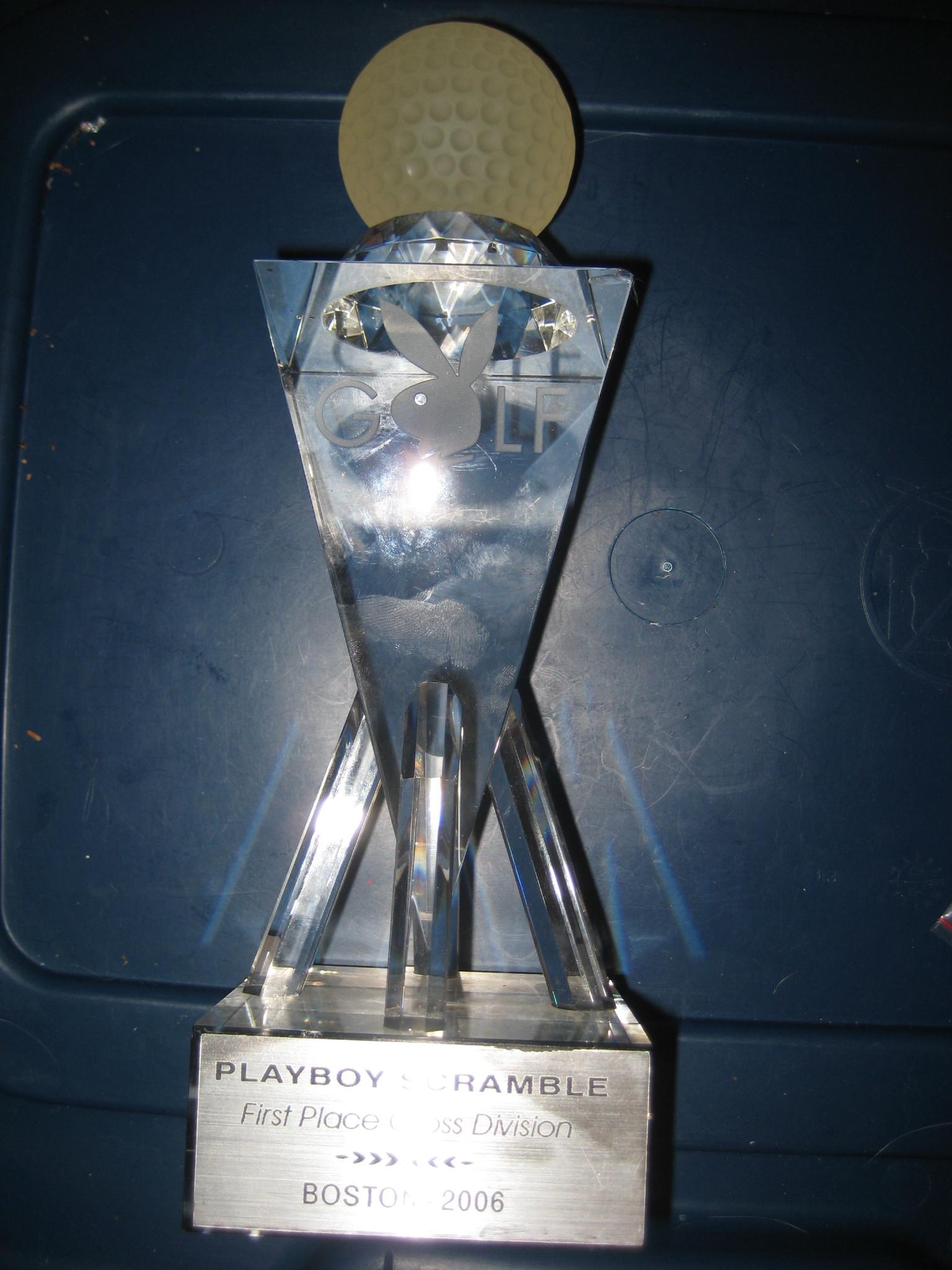 Playboy Golf Trophy 2006