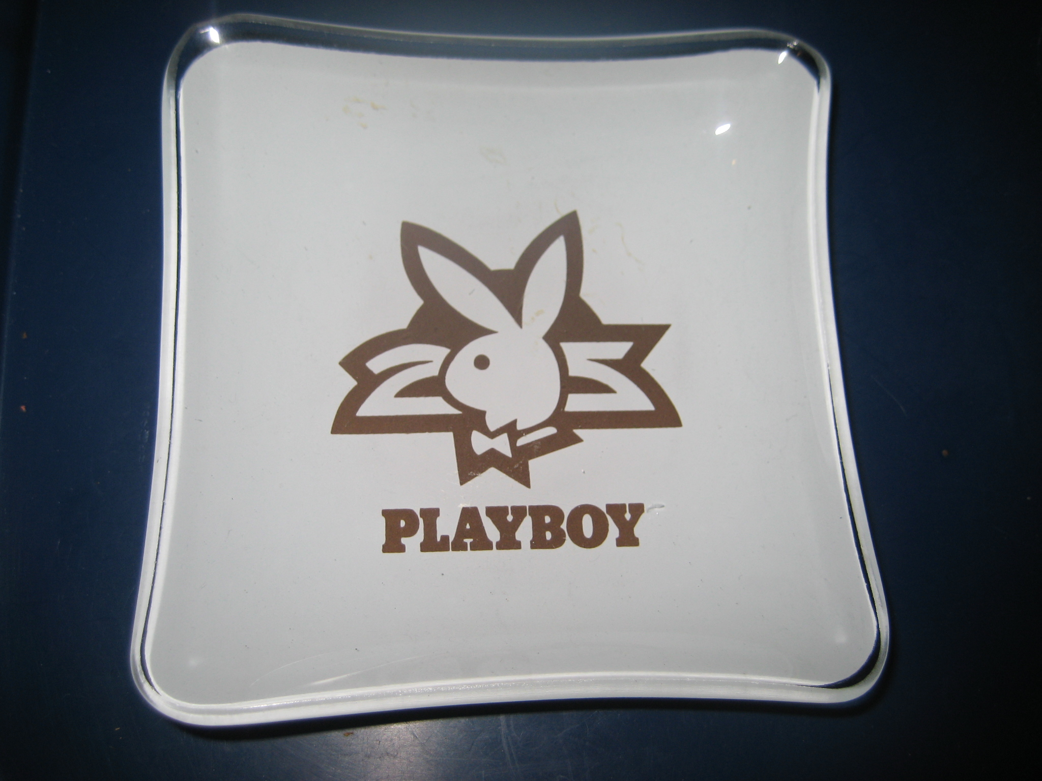 Playboy Club 25th Anniversary Ashtray