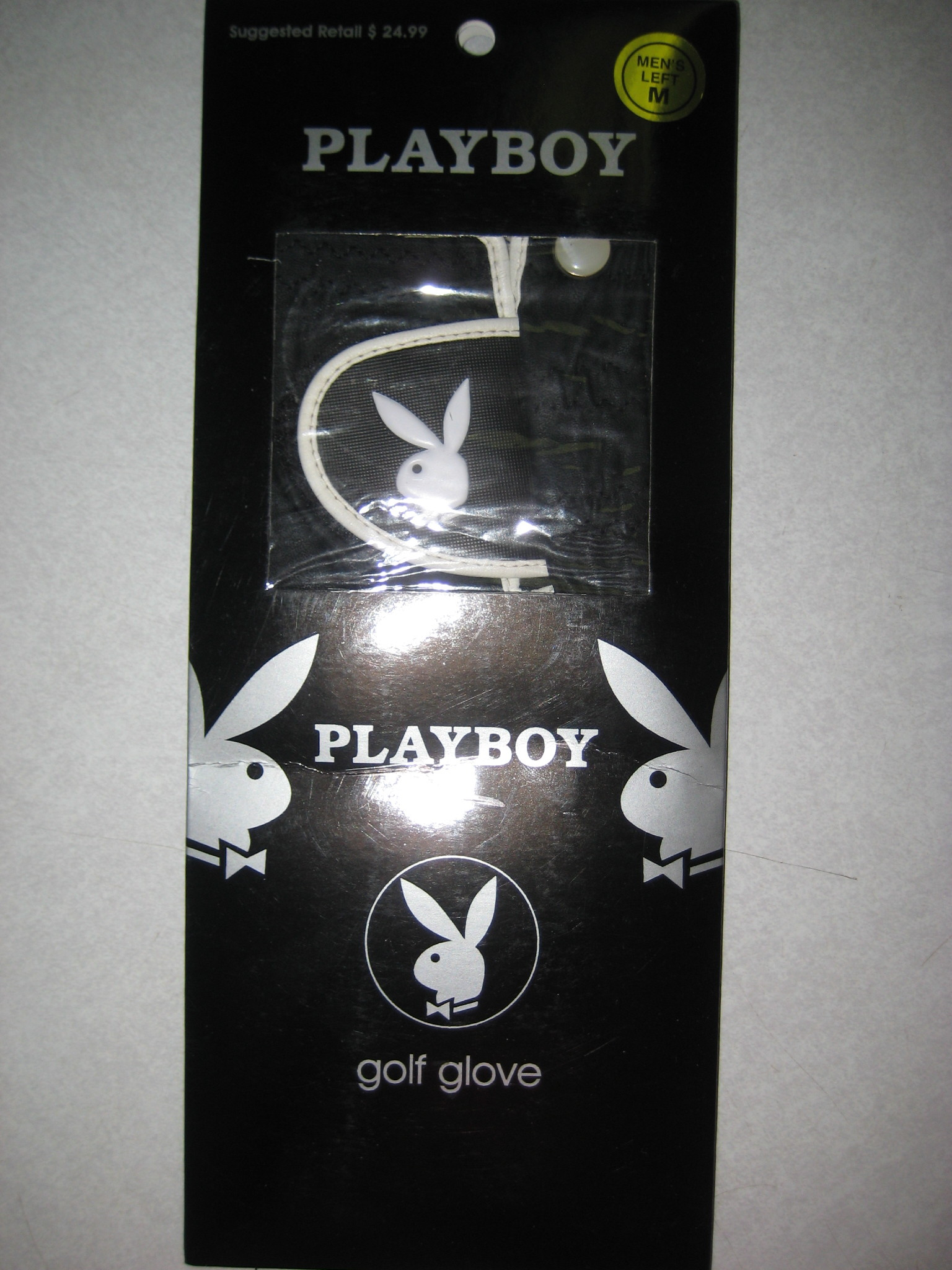 Playboy Golf Glove