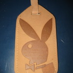 Great Gorge Playboy Resort Luggage Tag