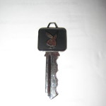 Playboy Club Key Blank