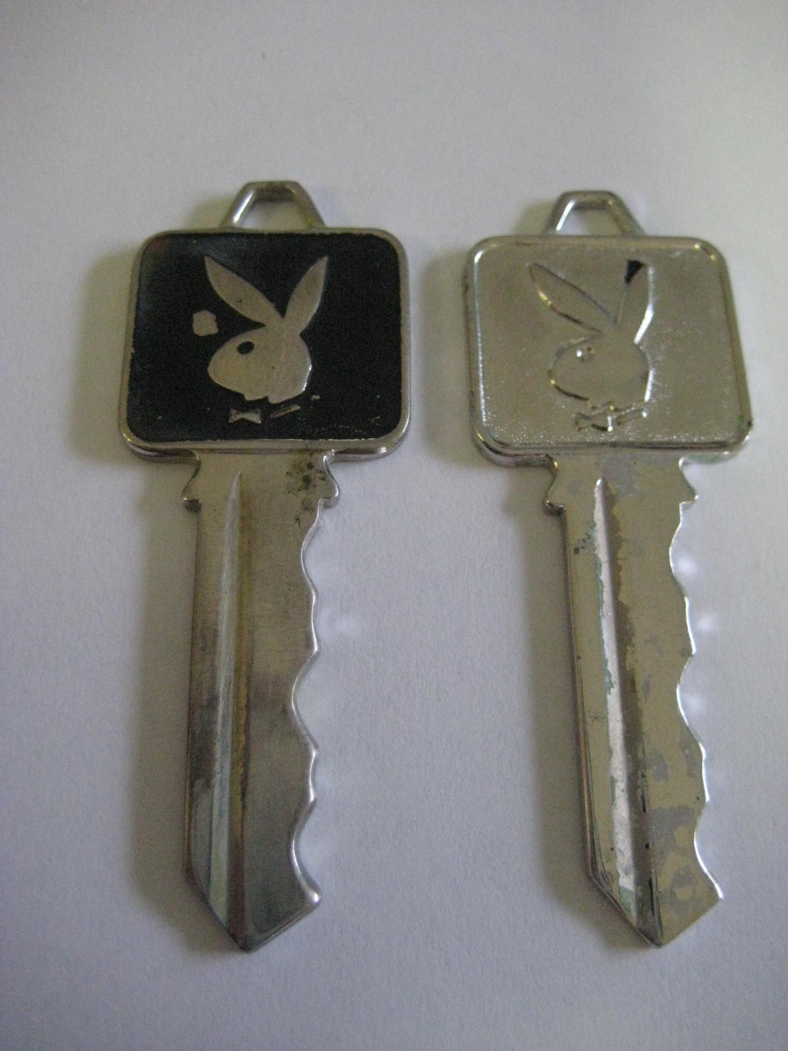 Playboy Club San Francisco Keys