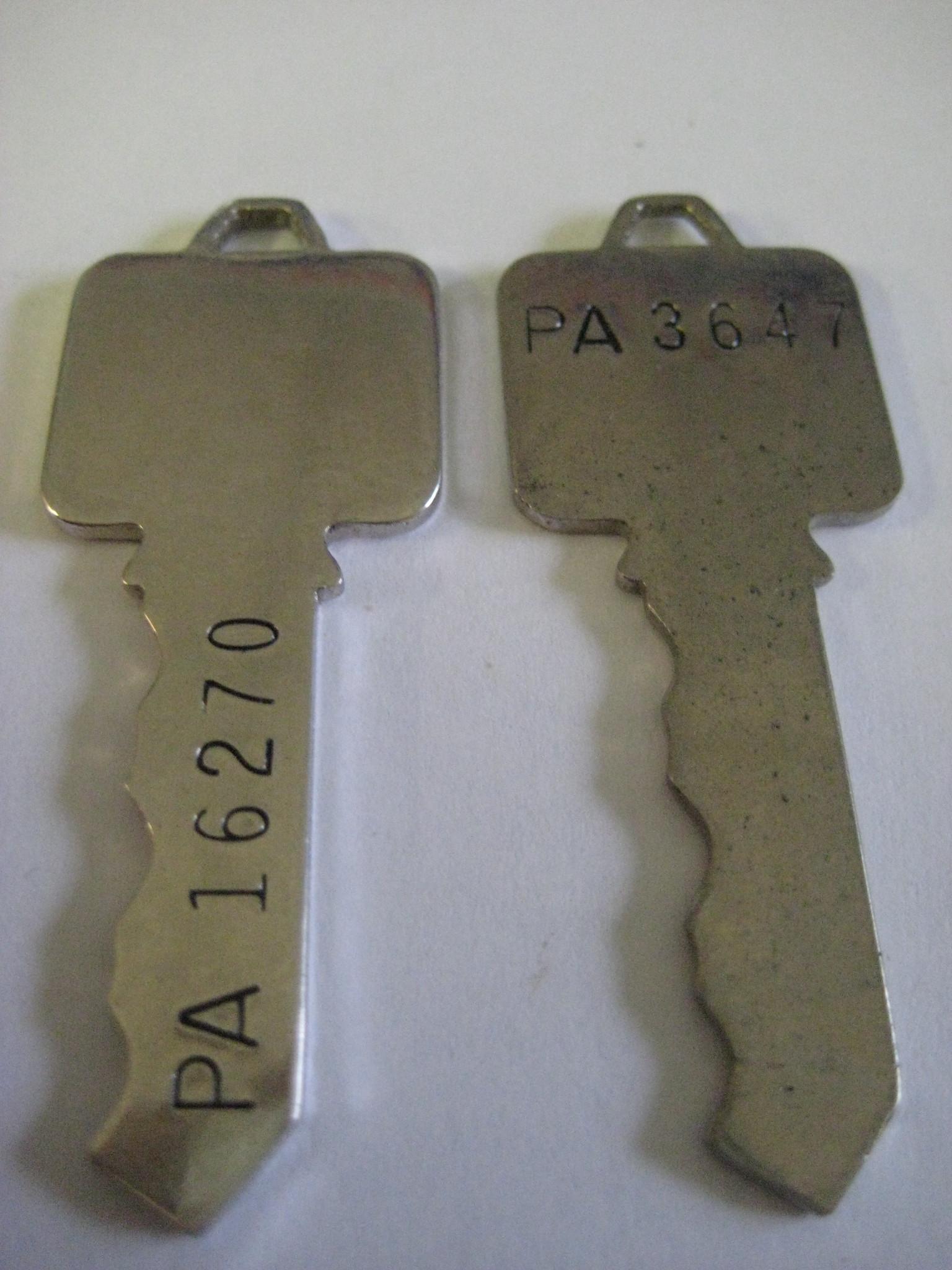 Playboy Club Phoenix Keys