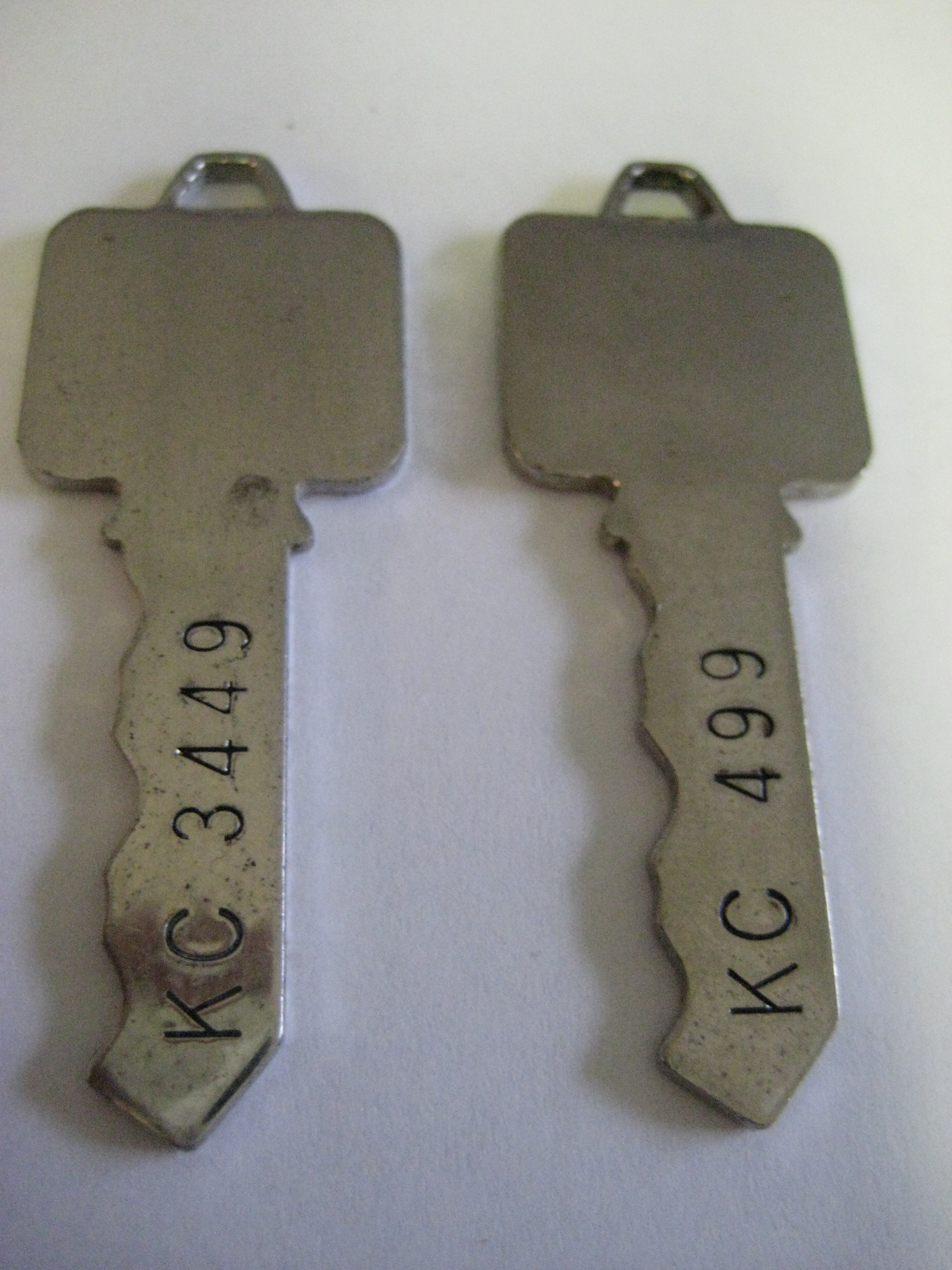 Kansas City Playboy Club Keys