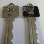 Los Angeles Playboy Club Keys