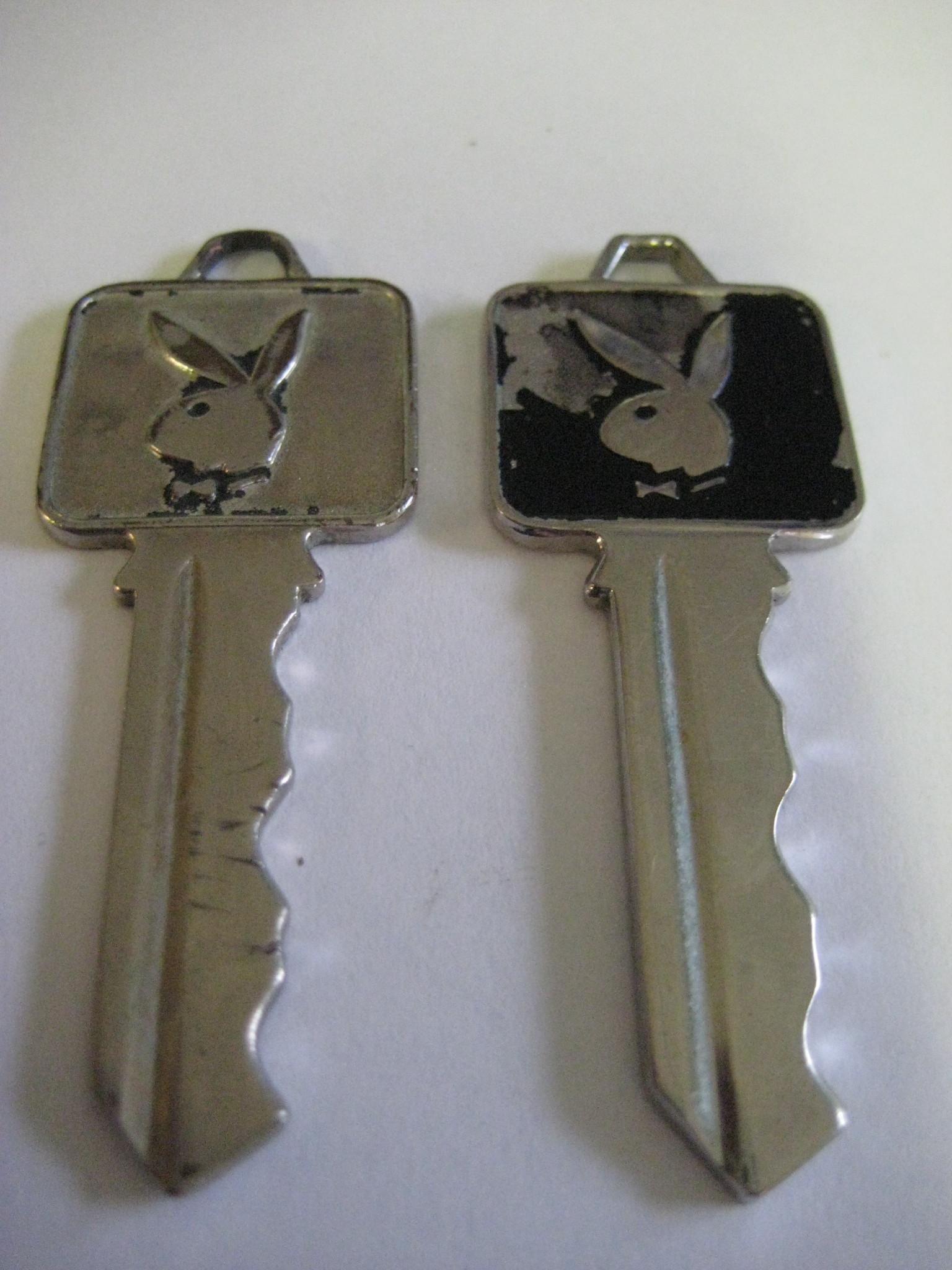 Los Angeles Playboy Club Keys