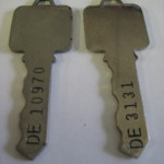 Detroit Playboy Club Keys
