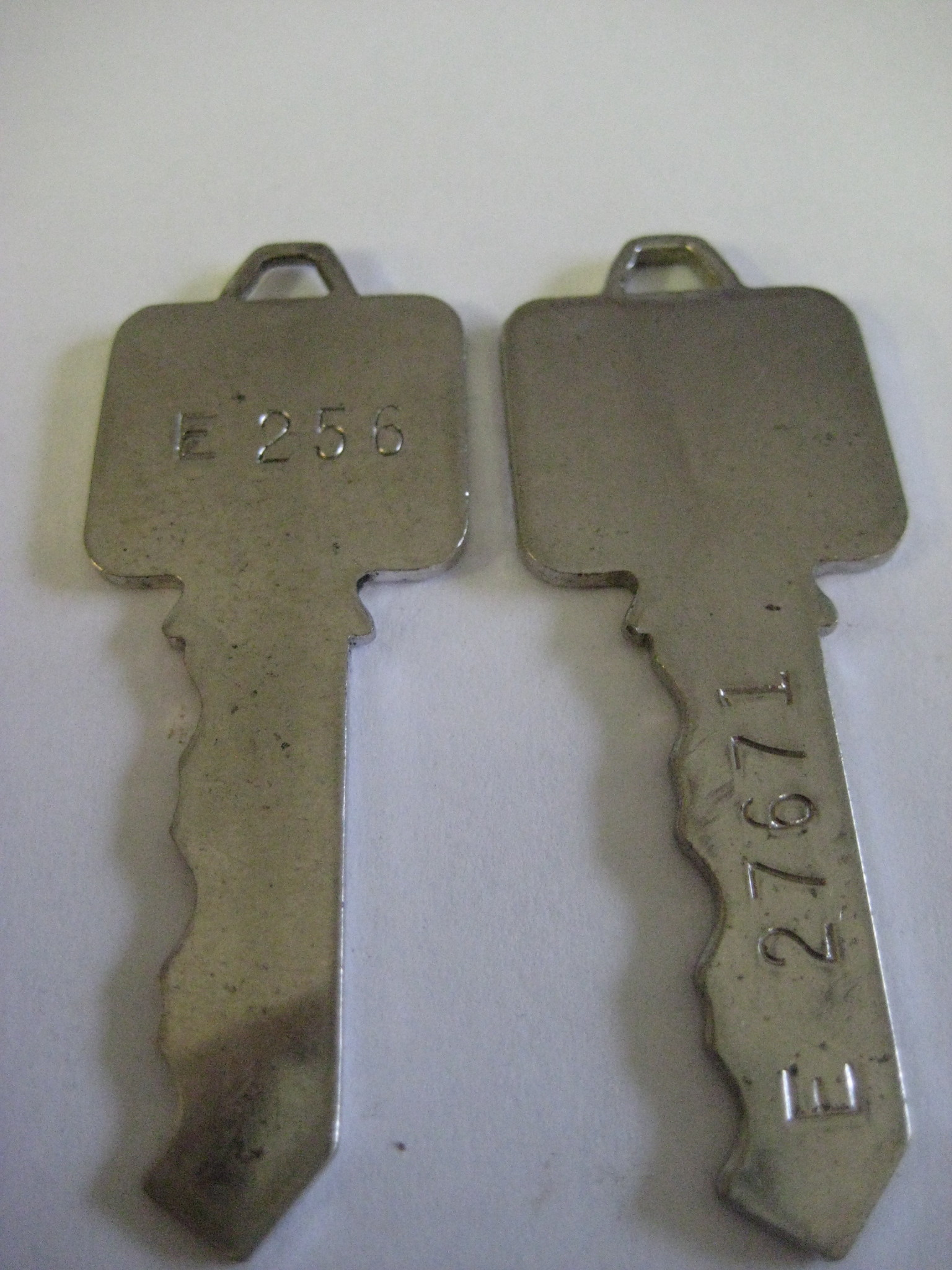 London Playboy Club Keys