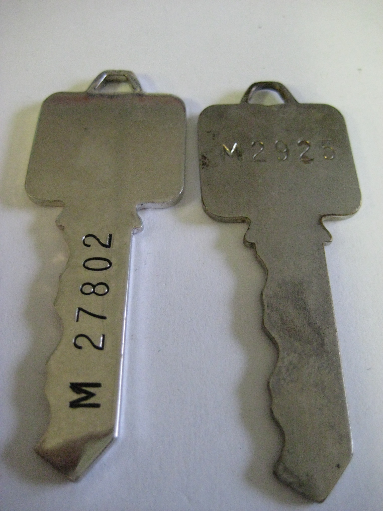 Cincinnati Ohio Playboy Club Keys
