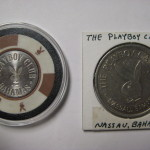 Playboy Bahamas One Dollar Chip
