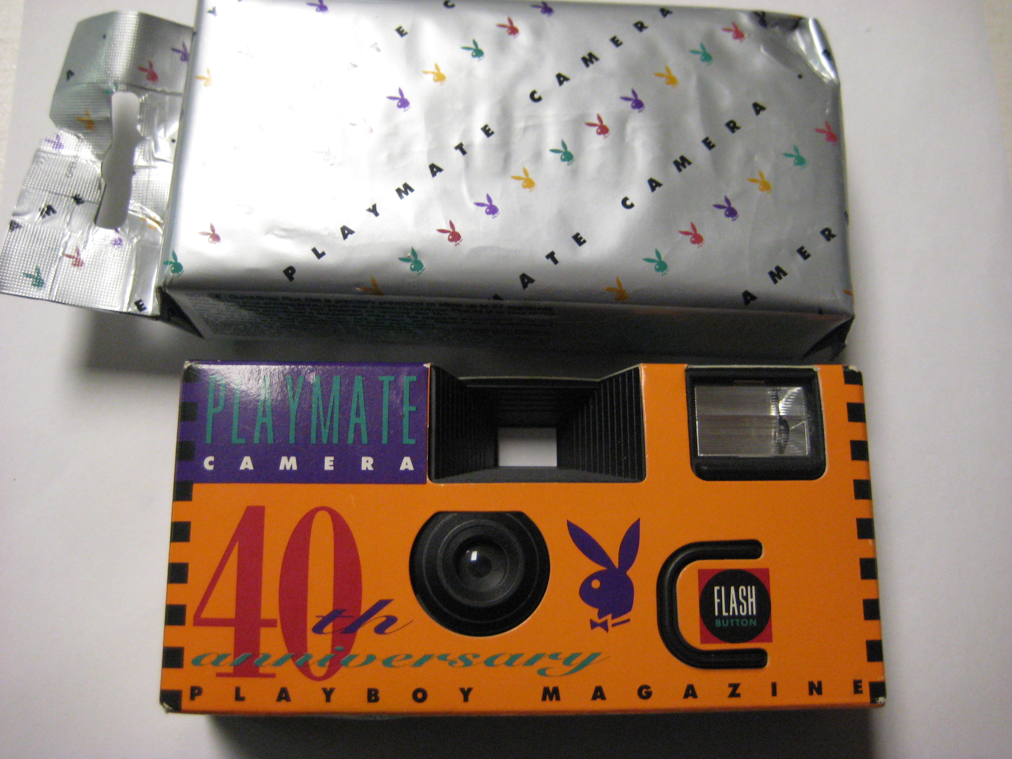 40th Anniversary Playmate Camera