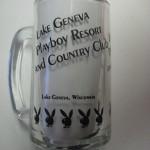 Playboy Club Lake Geneva Clear Mug
