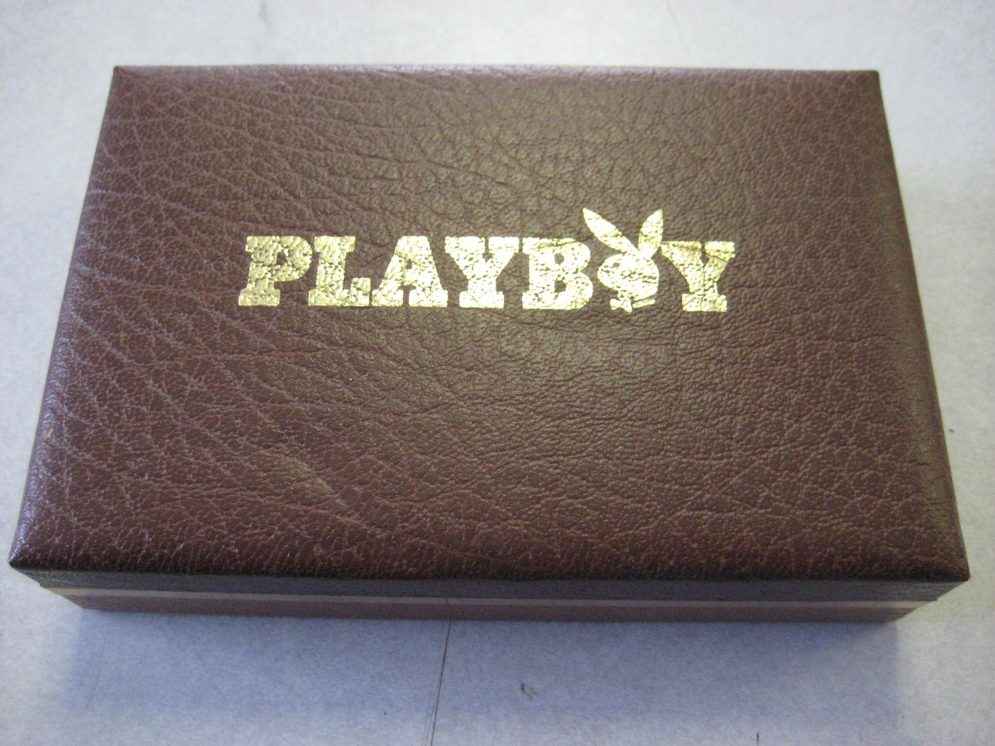 1978 Playboy Vip Cards