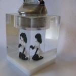 Femlin model acrylic lighter
