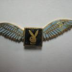 Jet Bunnies Pin
