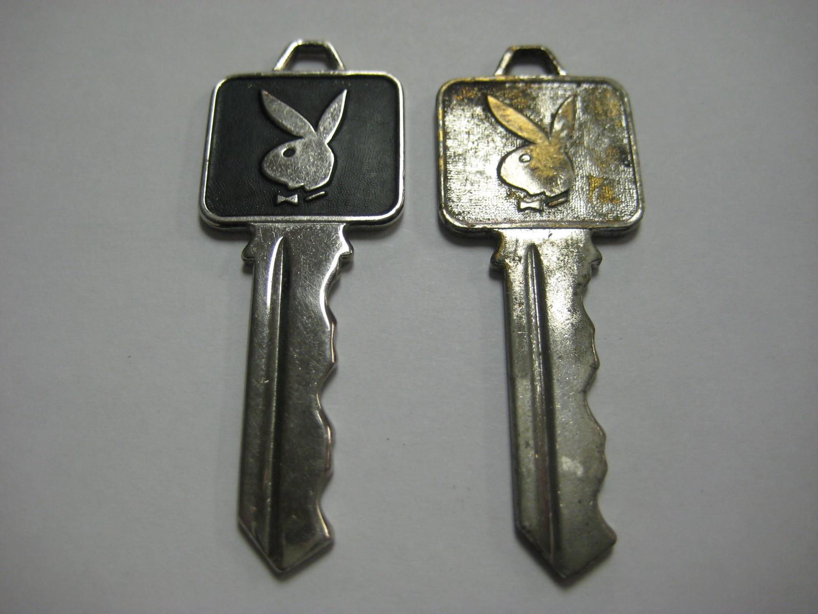 Boston Playboy Club Keys