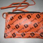 Orange Bunny Bag