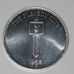 Playboy Club New Orleans Marti Gras Token 1968